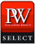 Publishers Weekly select logo